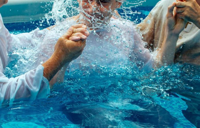 Controle Online de Batismos na Igreja