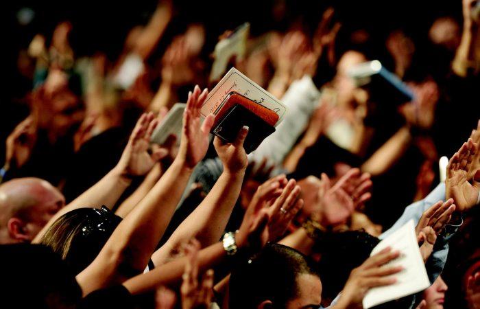 Credencial de Membros nas Igrejas